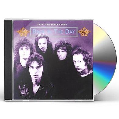Starz BACK IN THE DAY CD