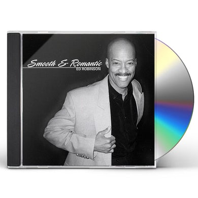 Ed Robinson SMOOTH & ROMANTIC CD