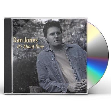 Dan Jones IT'S ABOUT TIME CD