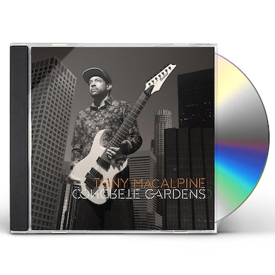 Tony MacAlpine CONCRETE GARDENS CD