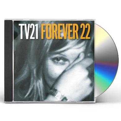 TV21 FOREVER 22 CD