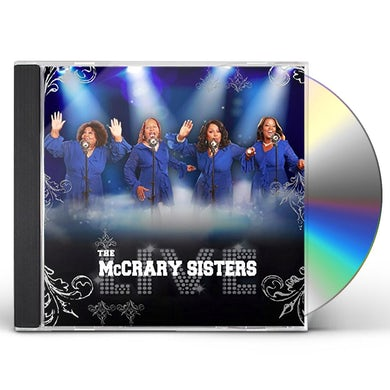 McCrary Sisters LIVE CD