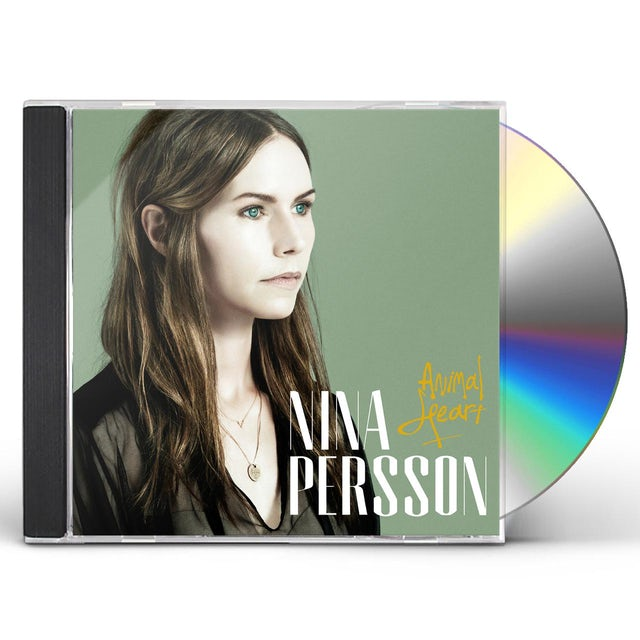 Nina Persson ANIMAL HEART CD