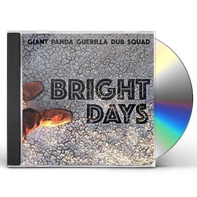 BRIGHT DAYS CD