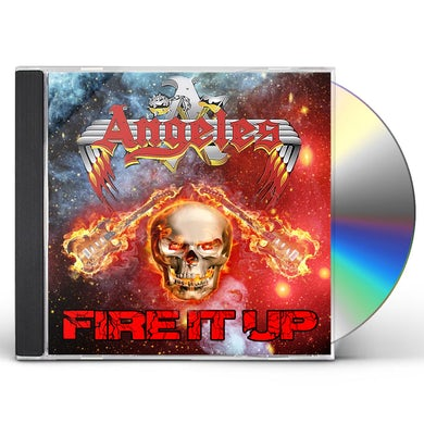 Angeles Fire it up CD