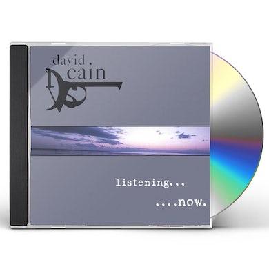 David Cain LISTENINGNOW CD