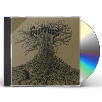 Exhumation HYMN TO YOUR GOD CD