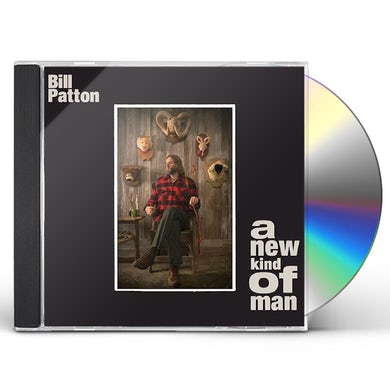Bill Patton A NEW KIND OF MAN CD