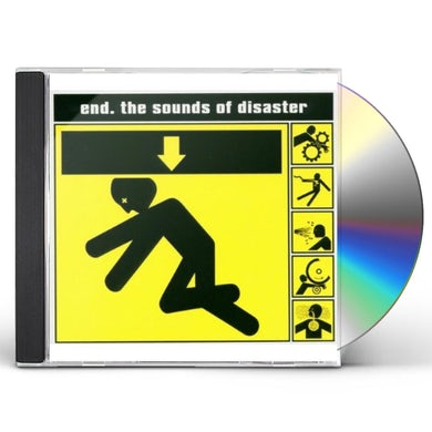 End SOUNDS OF DISASTER CD