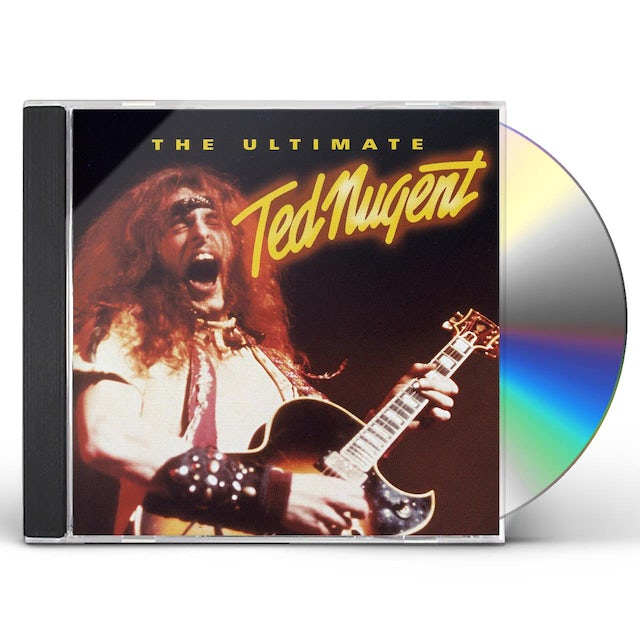 ULTIMATE TED NUGENT CD