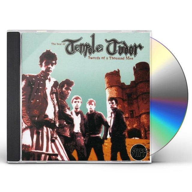 BEST OF TENPOLE TUDOR: SWORDS OF A CD