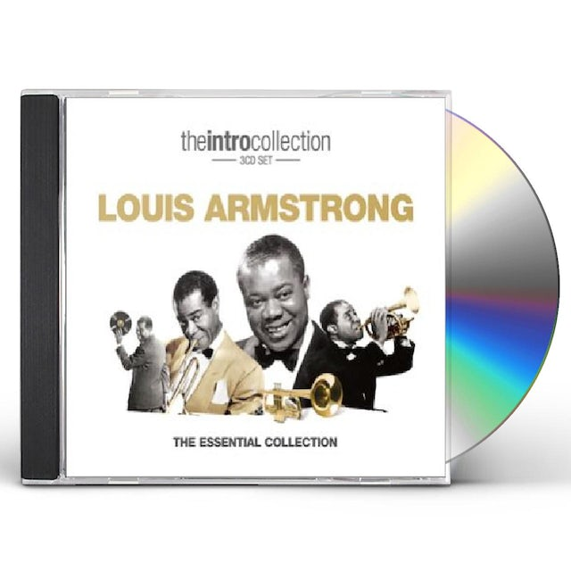 Louis Armstrong ESSENTIAL COLLECTION CD