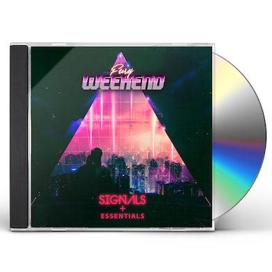 Fury Weekend Signals + Essentials CD