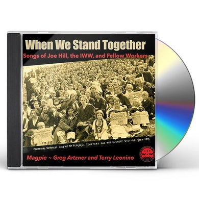 Magpie WHEN WE STAND TOGETHER CD