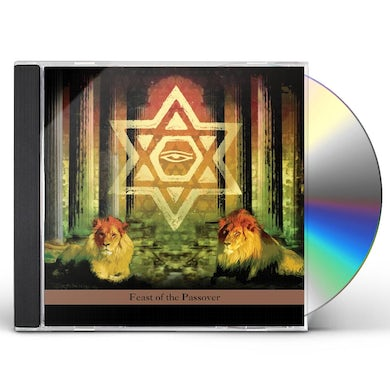 David Gould FEAST OF THE PASSOVER CD