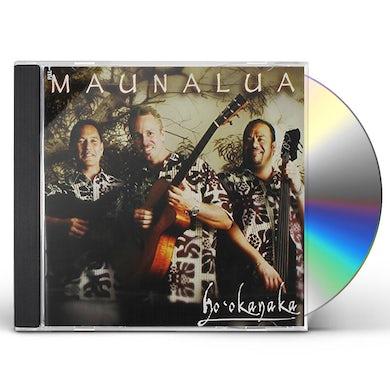 Maunalua HO'OKANAKA CD