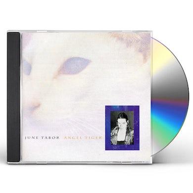 June Tabor ANGEL TIGER CD