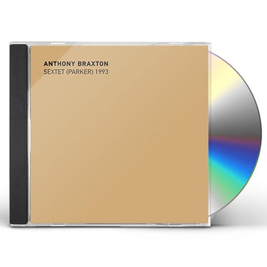 Anthony Braxton SEXTET (PARKER) 1993 CD