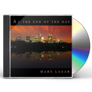 Mars Lasar AT THE END OF THE DAY CD