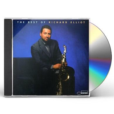 BEST OF RICHARD ELLIOT CD