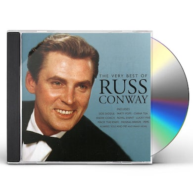 Russ Conway VERY BEST OF CD