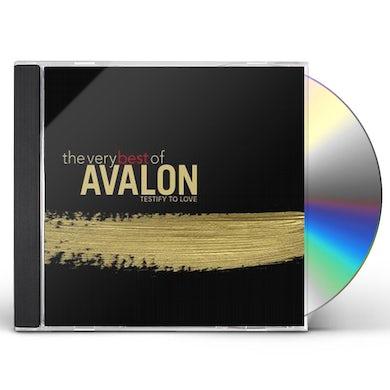 VERY BEST OF AVALON CD
