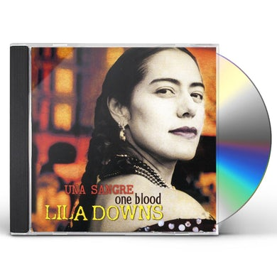 Lila Downs ONE BLOOD - UNA SANGRE CD
