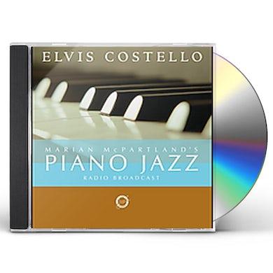Elvis Costello MARIAN MCPARTLAND'S PIANO JAZZ RADIO BROADCAST CD
