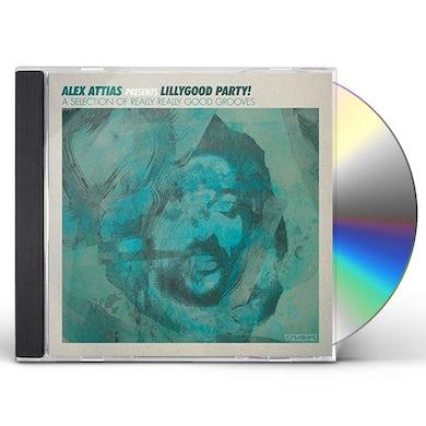 Alex Attias Presents Lillygood Party / Various CD