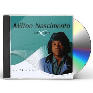 Milton Nascimento SEM LIMITE CD