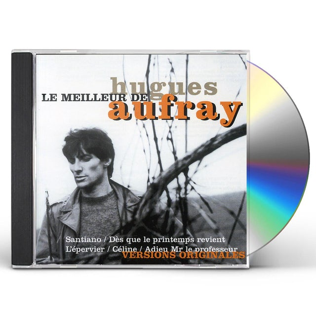 Hugues Aufray LE MEILLEUR DE CD