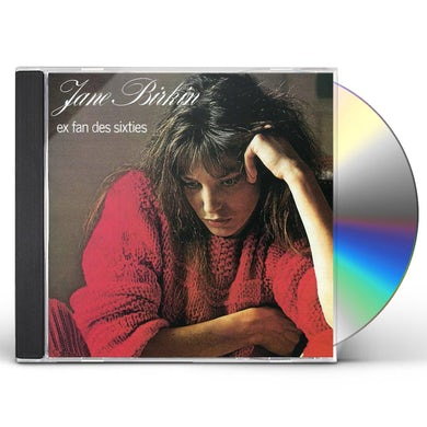 Jane Birkin EX FAN DES SIXTIES CD