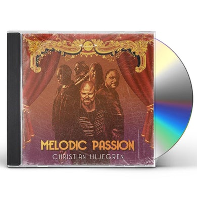 Liljegren Christian MELODIC PASSION CD