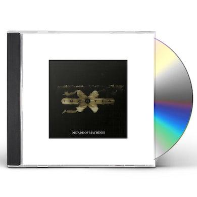 Inertia DECADE OF MACHINES CD