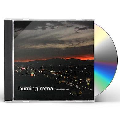 Burning Retna FROZEN LIES CD