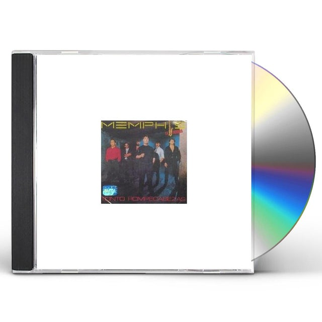 Memphis la blusera TONTO ROMPECABEZAS CD