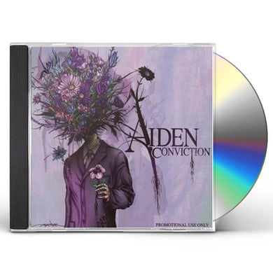 Aiden CONVICTION CD