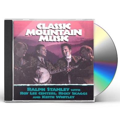 Ralph Stanley CLASSIC MOUNTAIN MUSIC CD