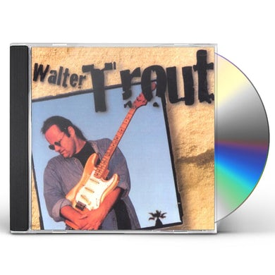 WALTER TROUT CD