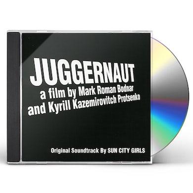 Sun City Girls JUGGERNAUT / Original Soundtrack CD