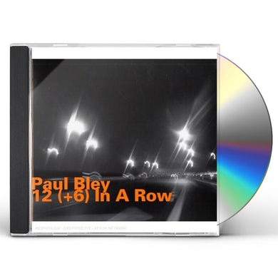 Paul Bley IN A ROW CD