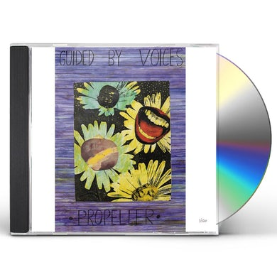 Guided By Voices PROPELLER CD