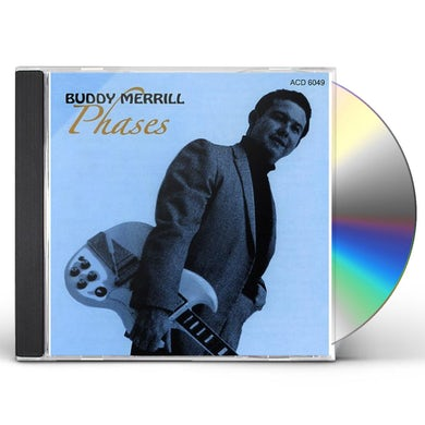 Buddy Merrill PHASES CD