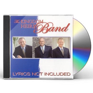 Kingdom Heirs LYRICS NOT INCLUDED CD