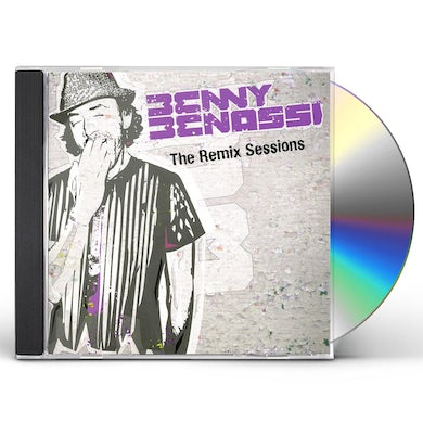 Benny Benassi REMIX SESSIONS CD