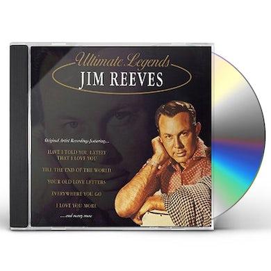 Jim Reeves ULTIMATE LEGENDS CD
