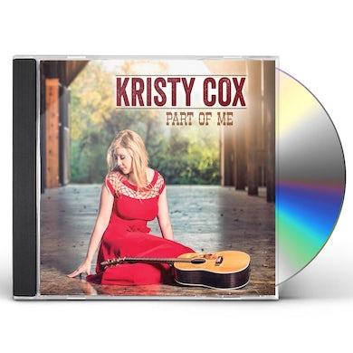 Kristy Cox PART OF ME CD