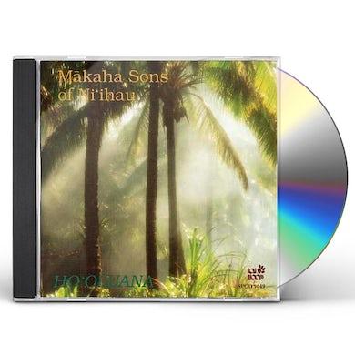 Makaha Sons HO'OLUANA CD