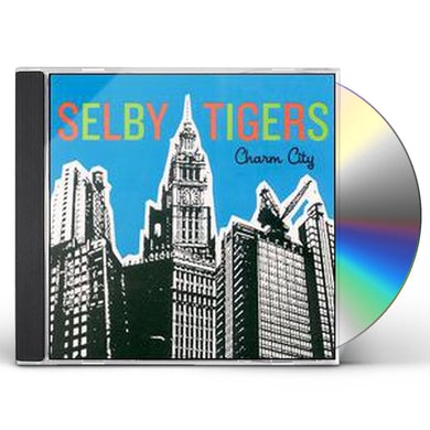 Selby Tigers CHARM CITY CD