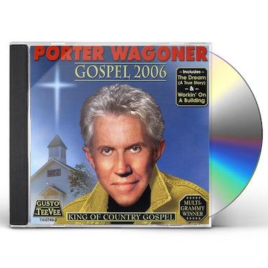 Porter Wagoner GOSPEL 2006 CD
